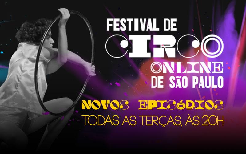 Festival de Circo Online de São Paulo