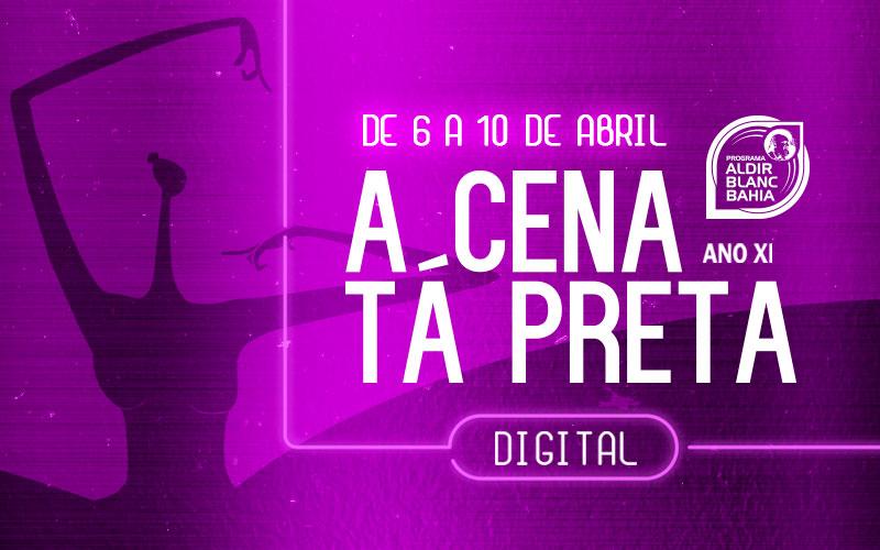 A Cena Tá Preta – Digital