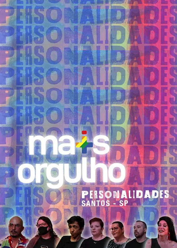 + Orgulho Personalidades