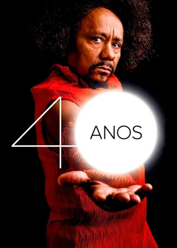40 anos do Teatro Sérgio Cardoso
