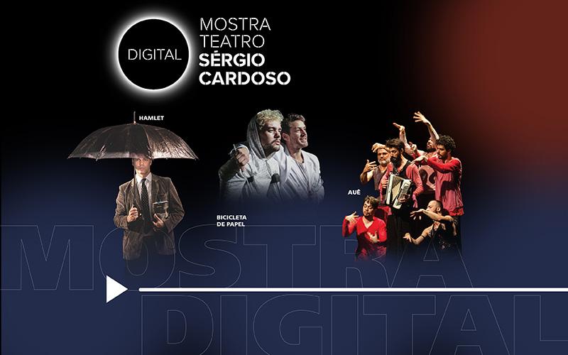 Aniversário Teatro Sérgio Cardoso 2021
